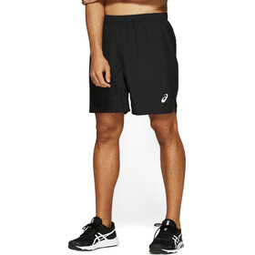 "asics Silver 7"" Shorts Herren performance black"
